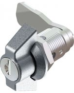 1402 Stainless Steel Wing Handle Quarter Turn Lock with 18mm Grip Height