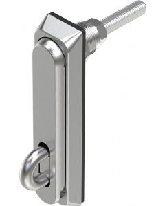 1205 Stainless Steel Padlockable Swinghandles