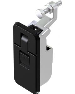 1246 Mini Black Lever Latch range