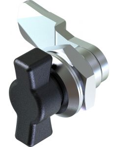 1401 Wing Knob Quarter Turn Lock with 18mm Grip Height