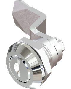 1401 Key Retaining Quarter Turn Lock with 20mm Grip Height