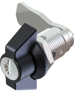 Wing Handle Quarter Turn Lock with 50mm Grip Height range 1402-50