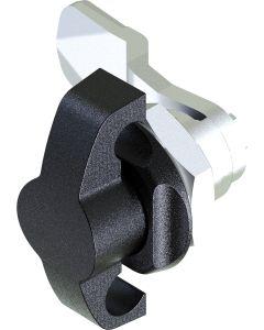 1406 Padlockable Quarter Turn Lock with 18mm Grip Height
