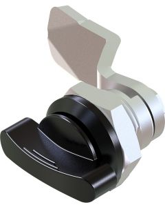 1417 Wing Knob Quarter Turn Lock with 18mm Grip Height