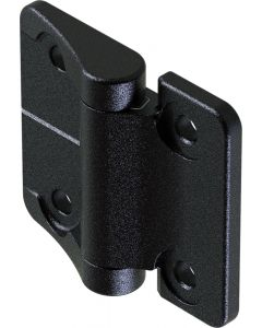 2118 Screw On Asymmetric Friction Hinge M5