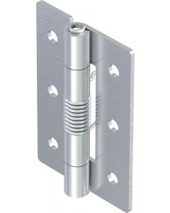 2128 Stainless Steel Screw On Hinge Spring Loaded M4