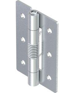 2128 Stainless Steel Screw On Hinge Spring Loaded M4