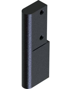2206 Lift Off Hinge in Black 90x12mm M5