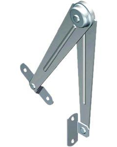 Cover Stay in Nickel Plated Mild Steel range 6102