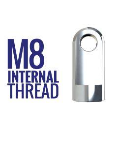 Eye End Fittings with 8mm Thread full range