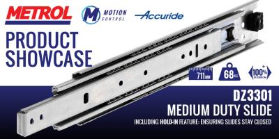 Introducing the DZ3301 Accuride drawer slide