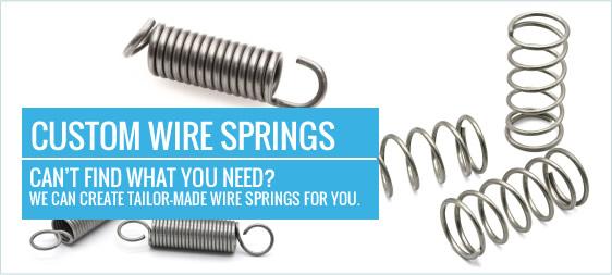 Custom Wire Springs